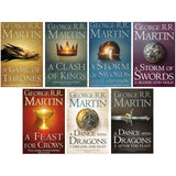 A Song of Ice and Fire - 7 Volumes
