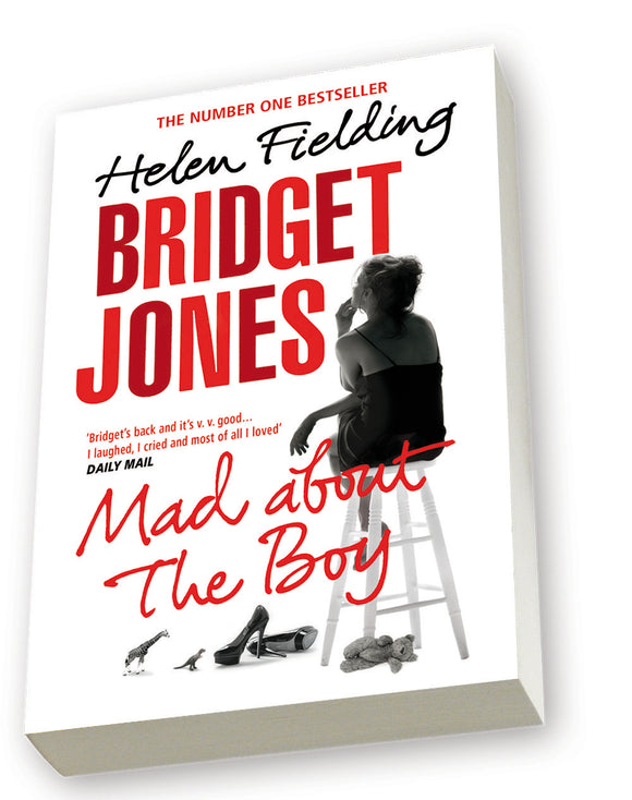 Bridget Jones - Mad About the Boy Book