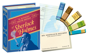The Sticky Note Book of Sherlock Holmes