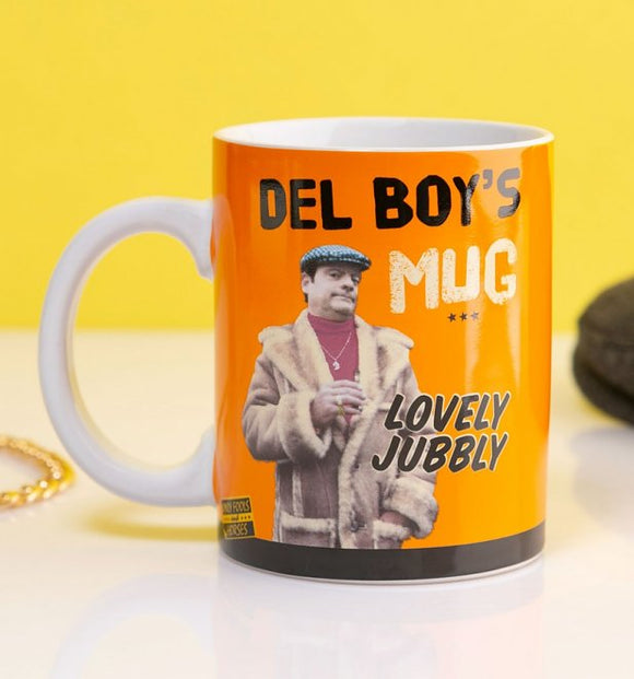 Only Fools And Horses Del Boy's Mug