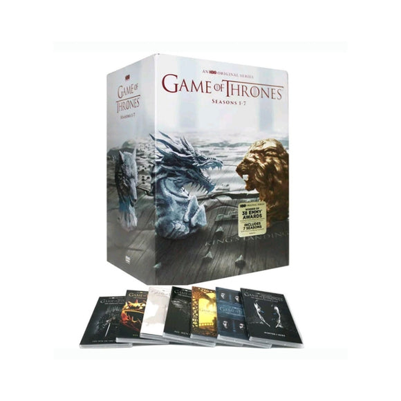 Game of Thrones: Season 1-7 DVD Box Set