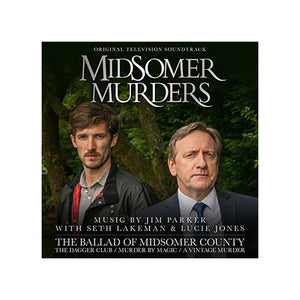Midsomer Murders Soundtrack CD