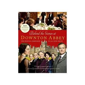 Behind the Scenes at Downton Abbey Book
