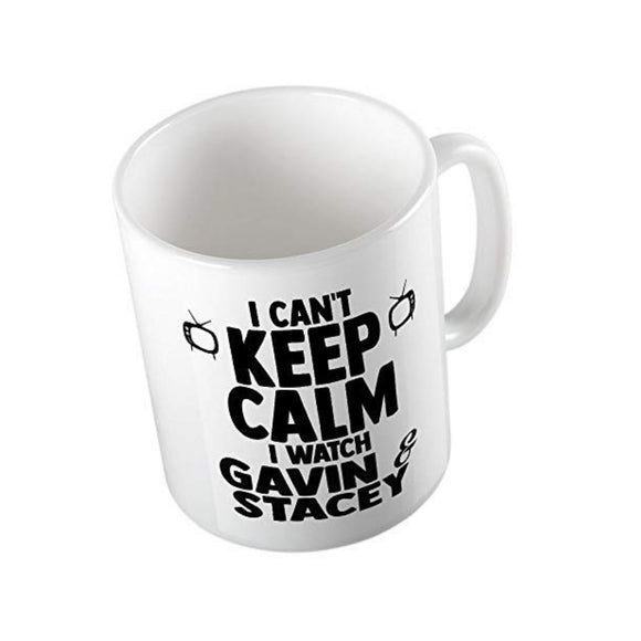 I Can't Keep Calm I Watch Gavin & Stacey Mug