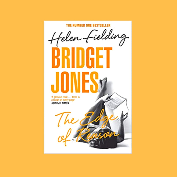 Bridget Jones - The Edge of Reason Book