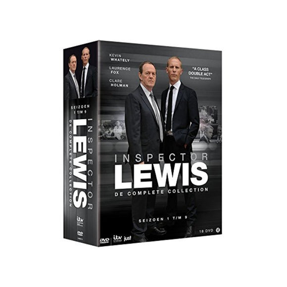 Inspector Lewis Complete Collection DVD Box Set