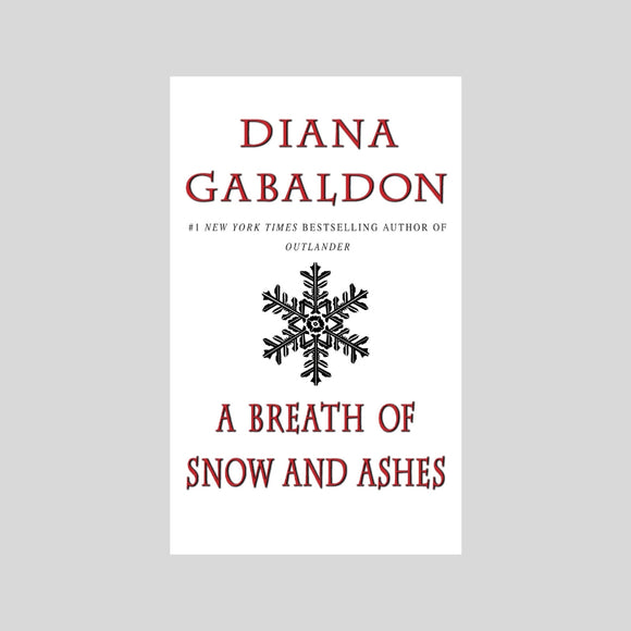 A Breath of Snow and Ashes (Outlander 6) Book