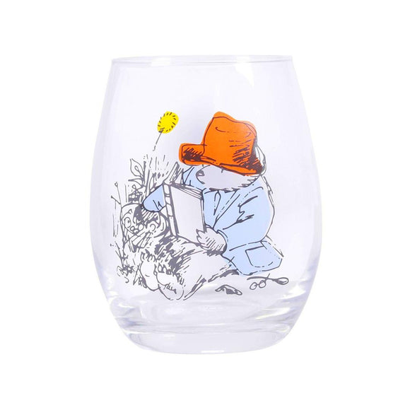 Paddington Bear Boxed Glass Tumbler