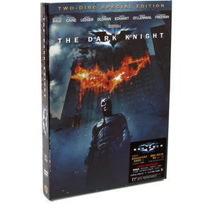 The Dark Knight 2 Disc Special Edition DVD
