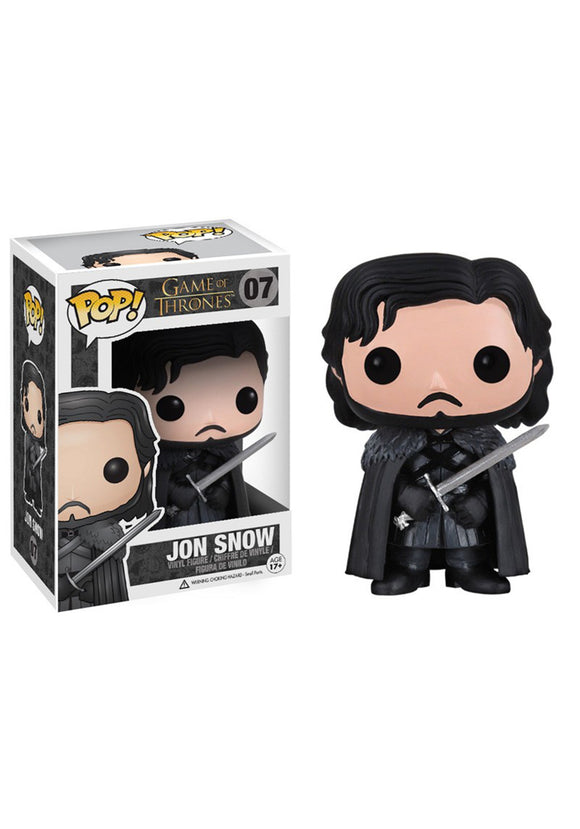 Funko POP: Game of Thrones Jon Snow Figure