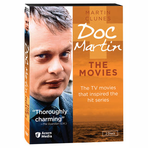 Doc Martin The Movies DVD
