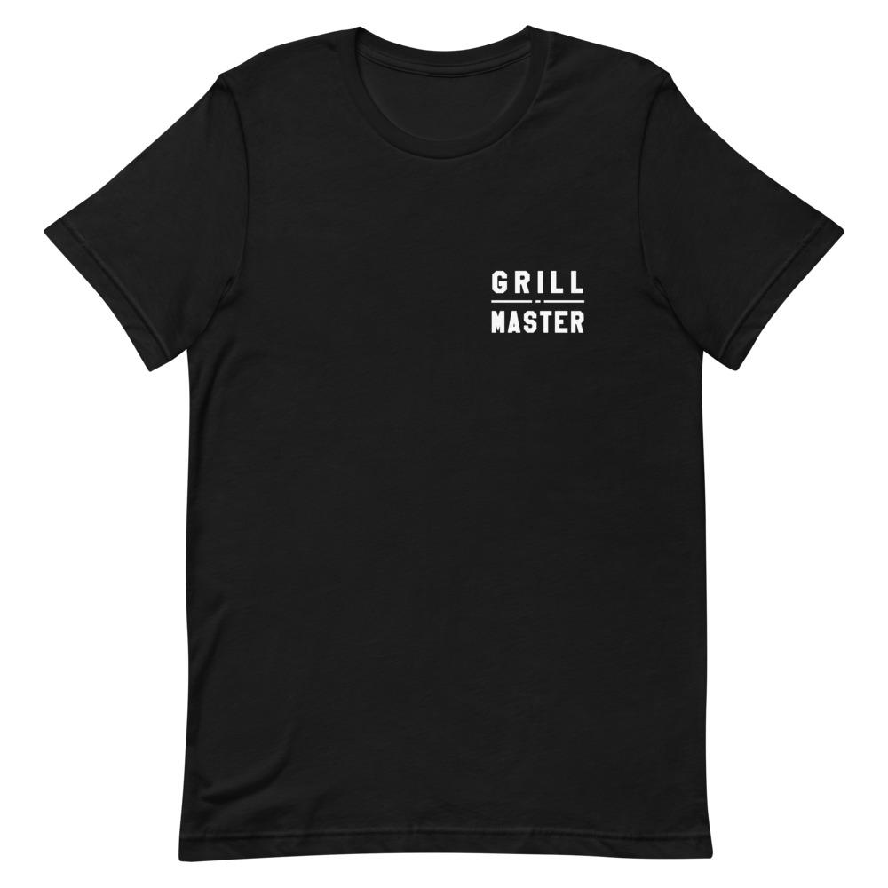 Grill Master Tee That Is So Dad Black XS