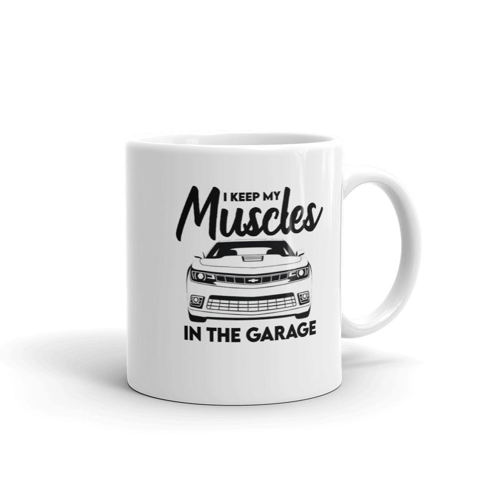 Muscles In The Garage Mug Mugs That Is So Dad 11oz