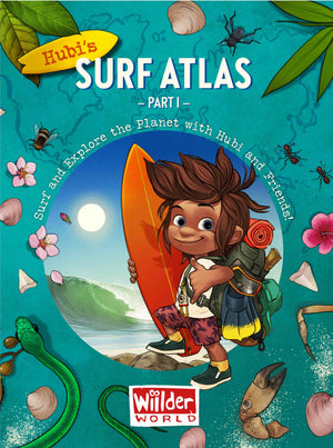 Hubi's Surf Atlas - part 1