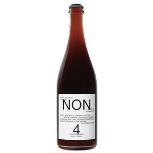 NON #4 Roasted Beetroot & Sansho non-alcoholic wine