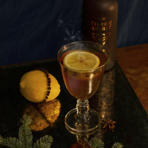 Nightcap Three Spirit Hot Toddy