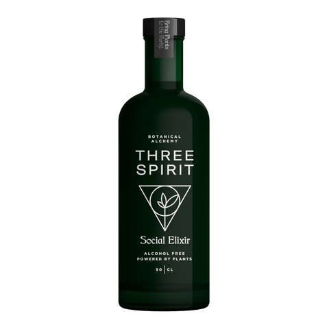 Social Elixir Three Spirit Alcohol-free