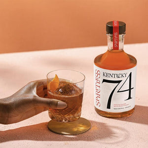 Spiritless Kentucky 74 Old Fashioned