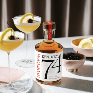 Spiritless Kentucky 74 Whiskey Sour