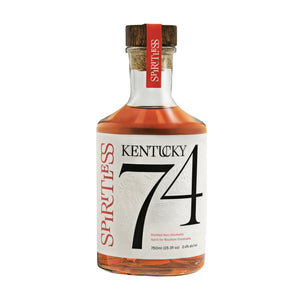 Spiritless Kentucky 74 Non-Alcoholic Bourbon