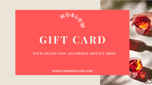 No & Low gift card
