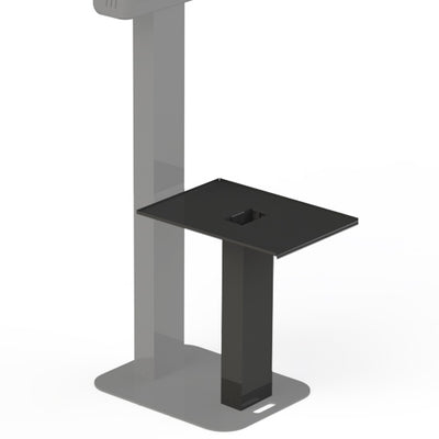 Bolt-on Printer Stand