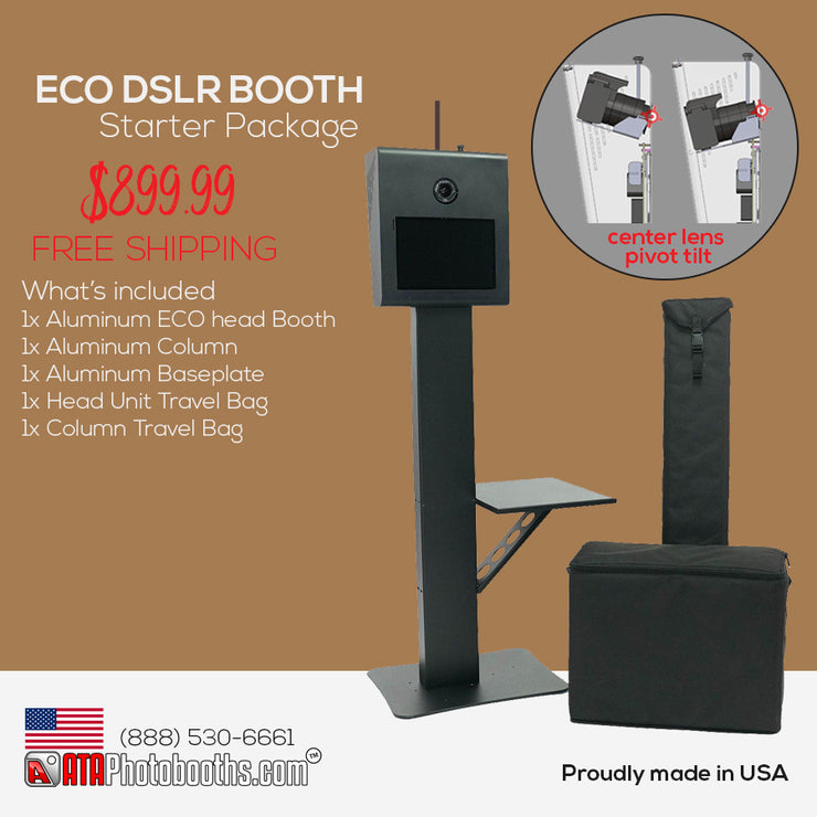 Eco DSLR Photobooth DIY Shell Labor Day Sale