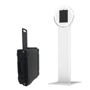 Helio V2 ipad Ringlight Photobooth 4th of July sales - ATAPHOTOBOOTHS, USA