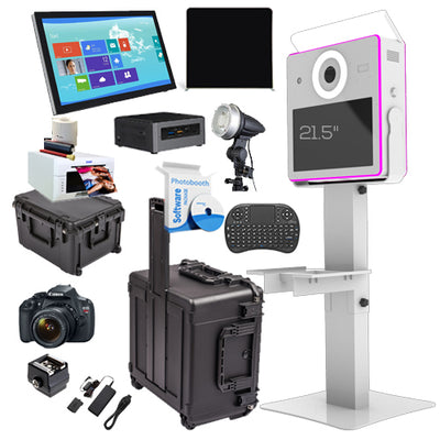 Lumia XL Pro Turnkey System Package - ATAPHOTOBOOTHS, USA