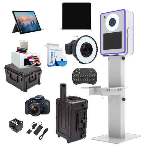 Lumia M Basic Turnkey System Package - ATA Photobooths USA