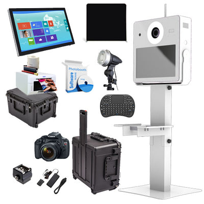 Lumia XL Basic Turnkey System Package - ATAPHOTOBOOTHS, USA