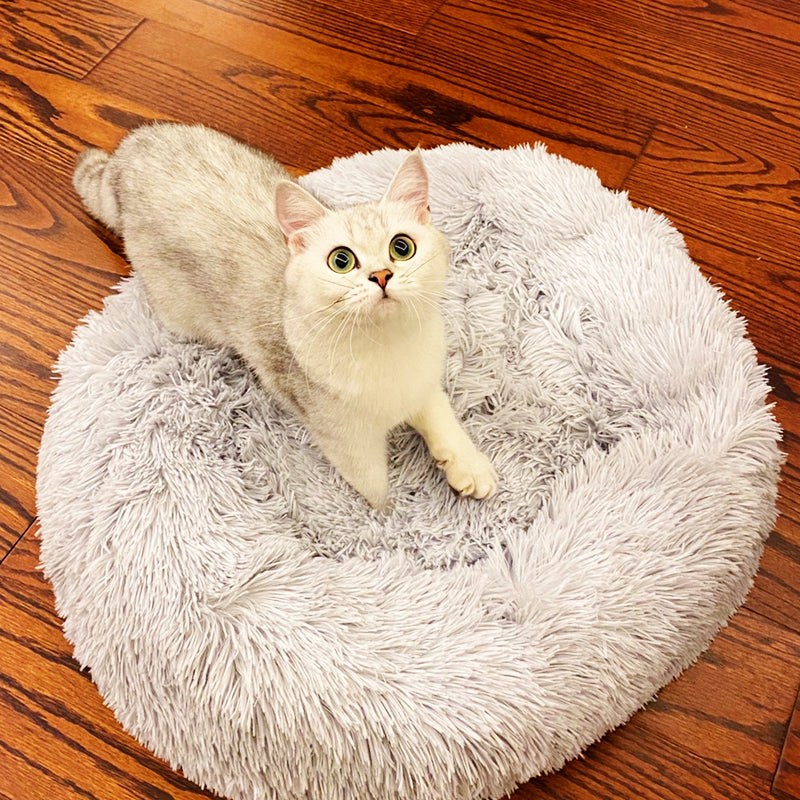 (Last Day Promotion, 58% OFF) Comfy Calming Cat/Dog Bed