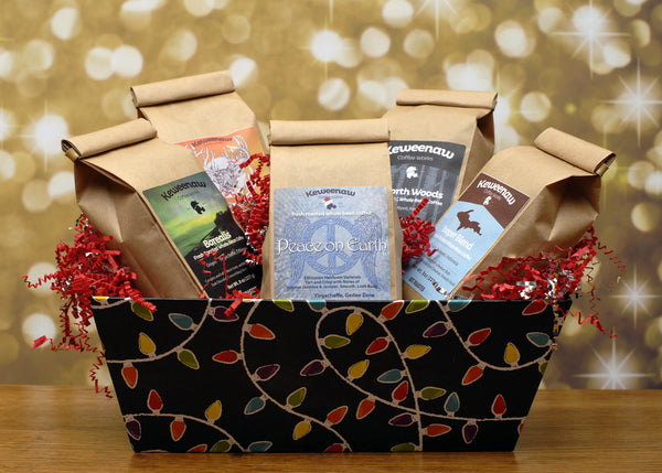 Holiday Coffee Works Gift Set