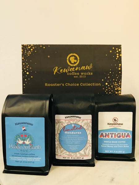 Roasters Choice Gift Box | Michigan Made Coffee