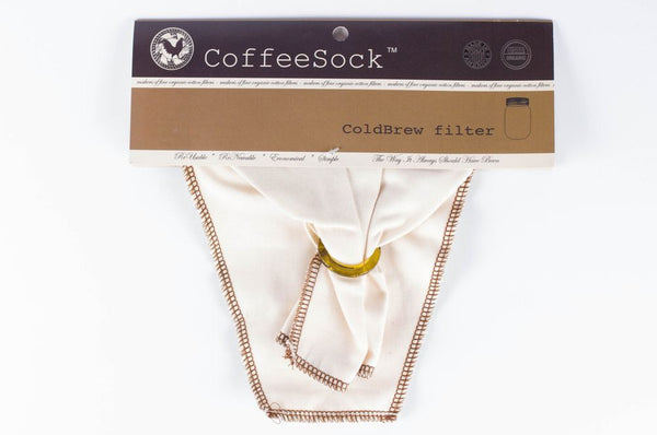 CoffeeSock for Cold Brewing