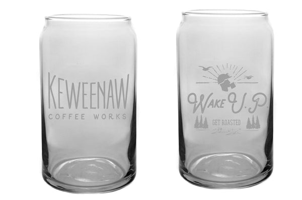 16 oz Cold Brew Pint Glass