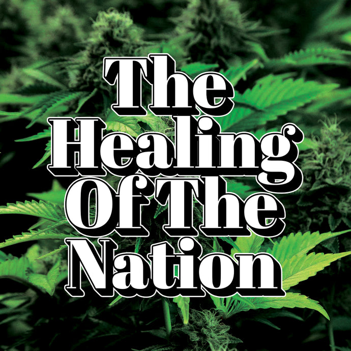 CBD - The Healing Of The Nation