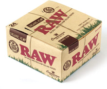 Load image into Gallery viewer, RAW Organic Hemp King Size Slim Rolling Papers x 50