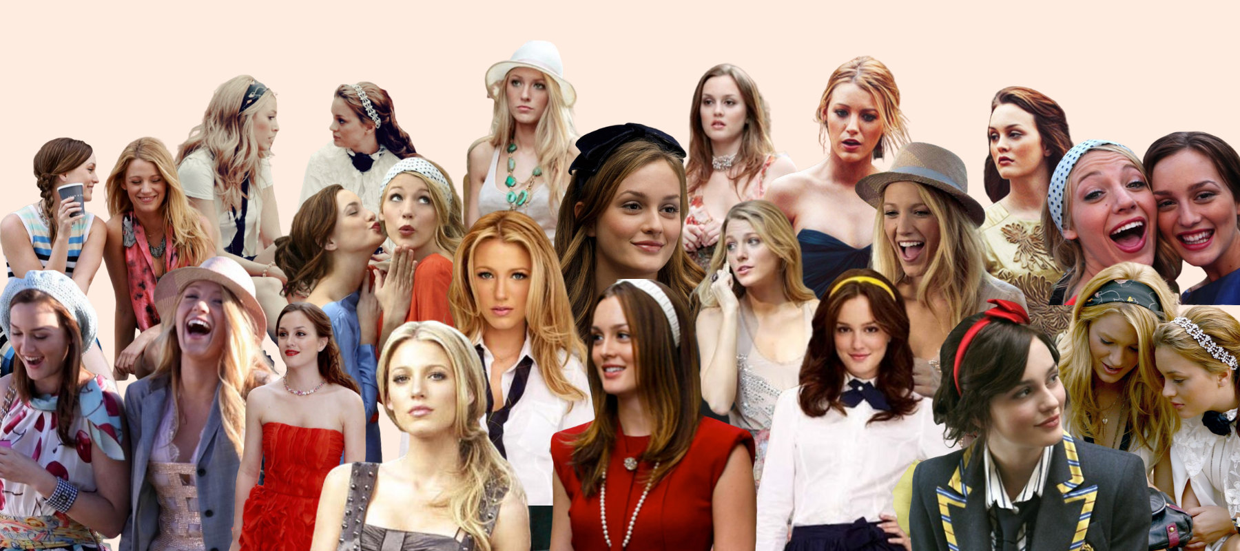 Your Color Mask Based On Your Fav Gossip Girl Character