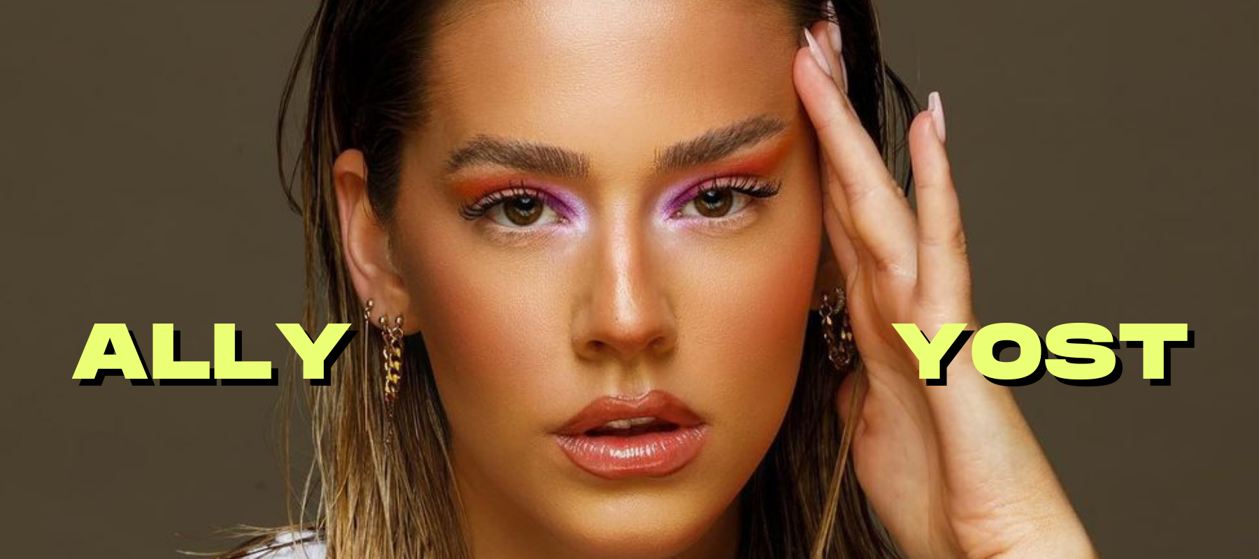 A Chat With Ally Yost On Makeup, Self-Care, And How She Got Her Start On TikTok