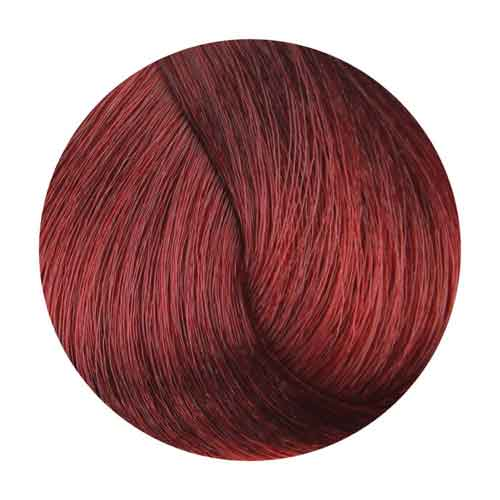 Fanola Hair Coloring Cream, Red [.6 Series]