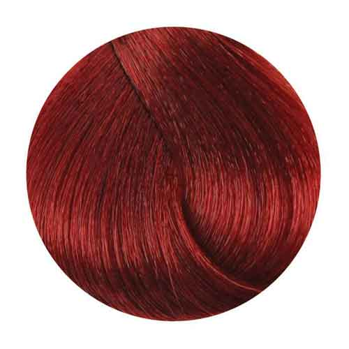 Fanola Hair Coloring Cream, Intensive Red [.66 Series]