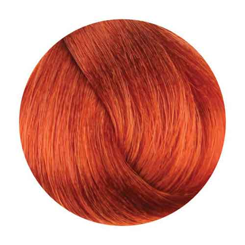 Fanola Hair Coloring Cream, Intense Copper [.44 Series], Copper Red [.46 Series]