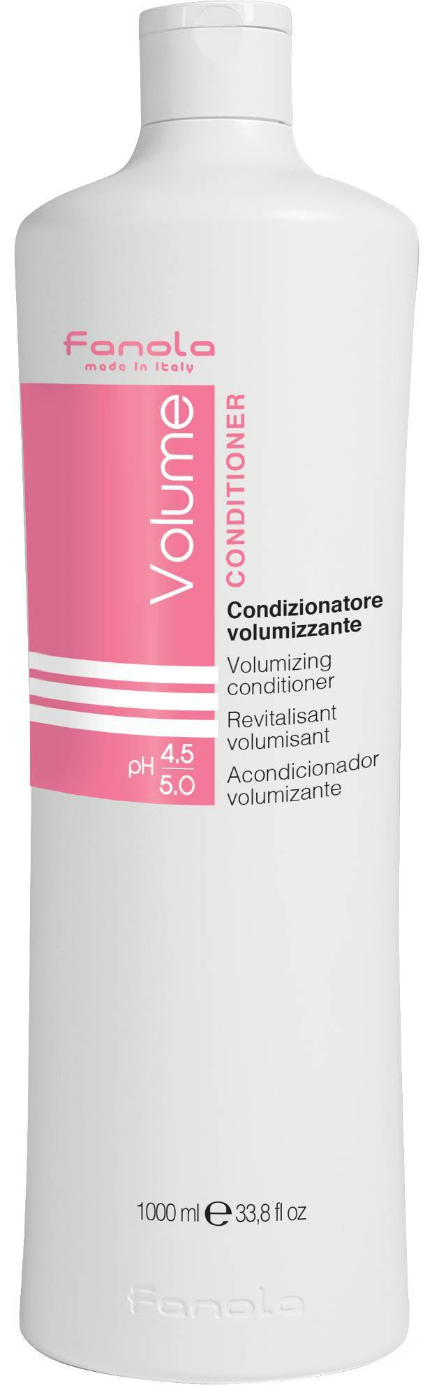 Fanola Volumizing Conditioner, Hair Conditioners Fanola 1000 ml