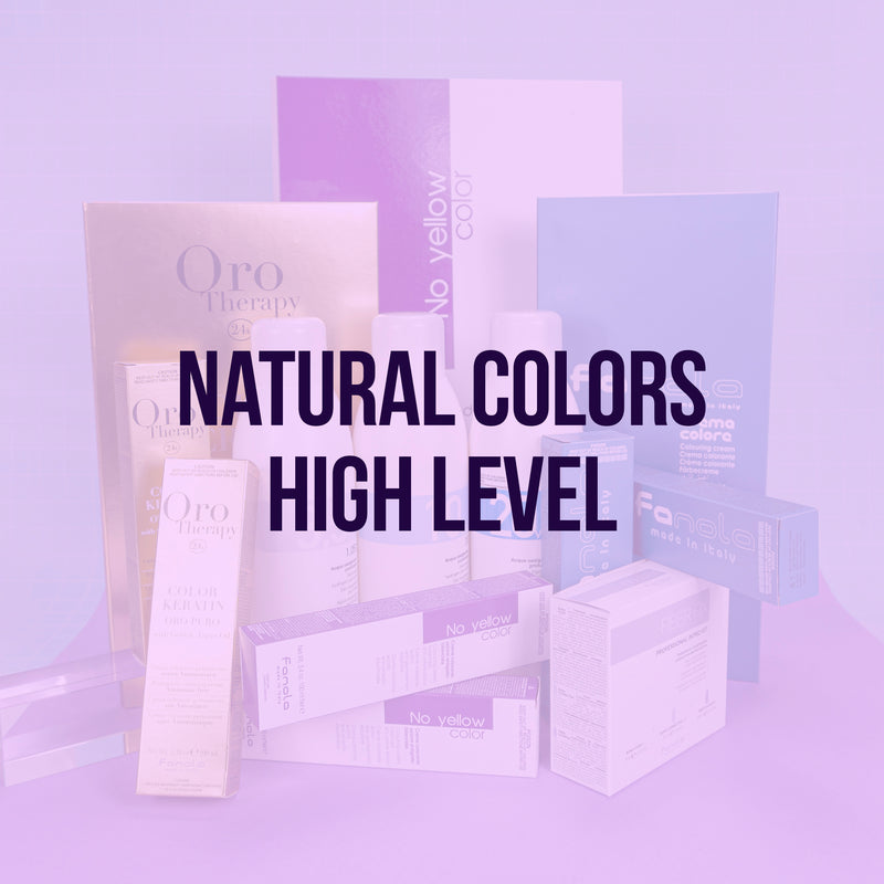 Natural Colors High Level