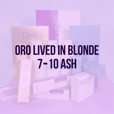 ORO Lived In Blonde 7-10 Ash