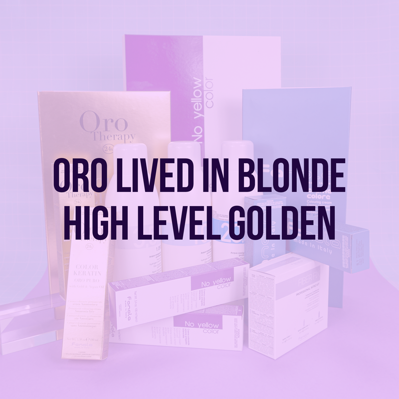 ORO Lived In Blonde High Level Golden