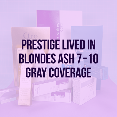 Lived In Blondes Ash 7-10 Gray Coverage