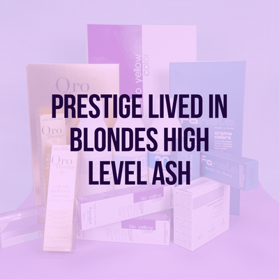 Lived In Blondes High Level Ash