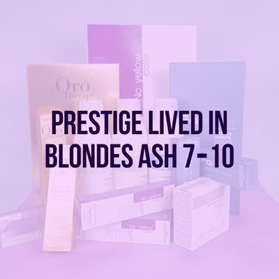 Live In Blondes Ash 7-10